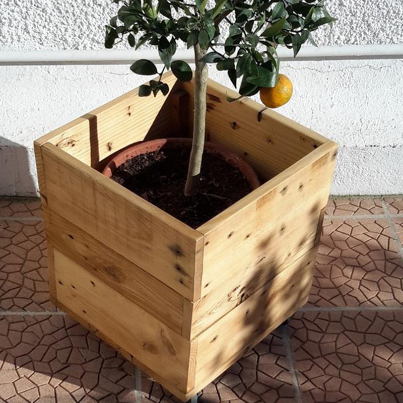 Bac a plante page magain