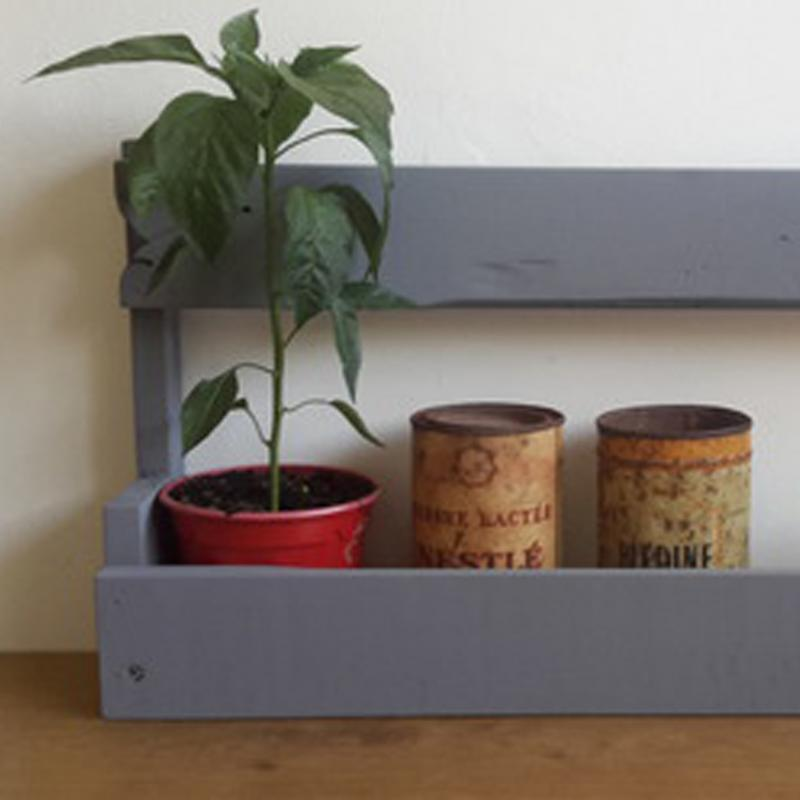 Etagere deco page magasin