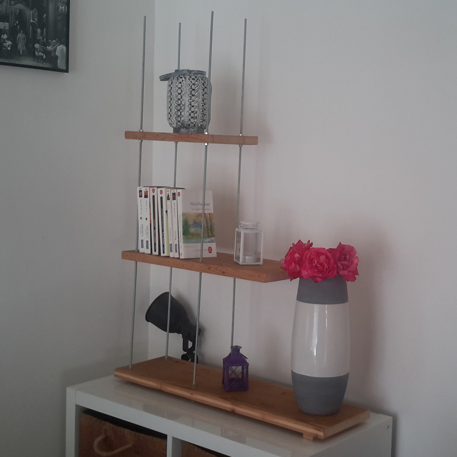 Etagere page magasin